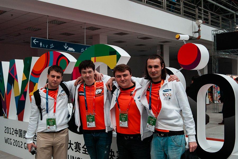 Сегодня состоялось открытие крупнейшего киберспортивного чемпионата World Cyber Games 2012. В китайский город Куншан ... - Изображение 2