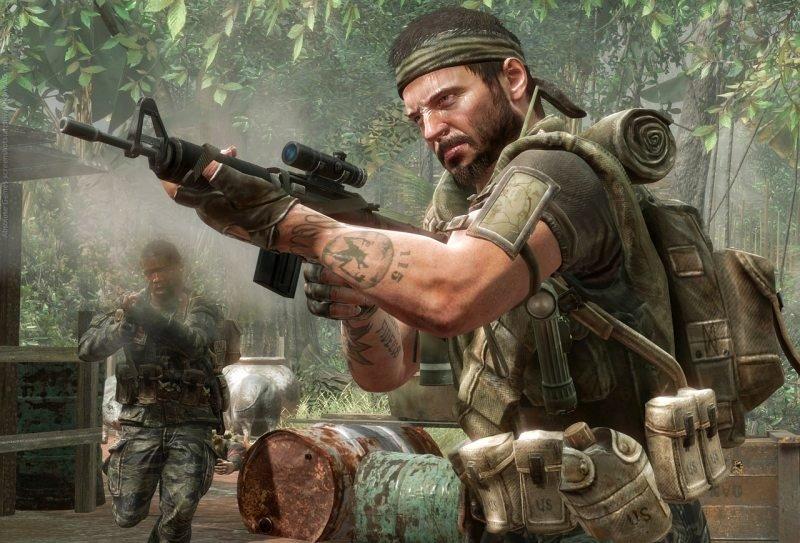С момента выхода первой игры из серии Call of Duty прошло очень много времени,появилось много дополнений.На севоднеш ... - Изображение 3