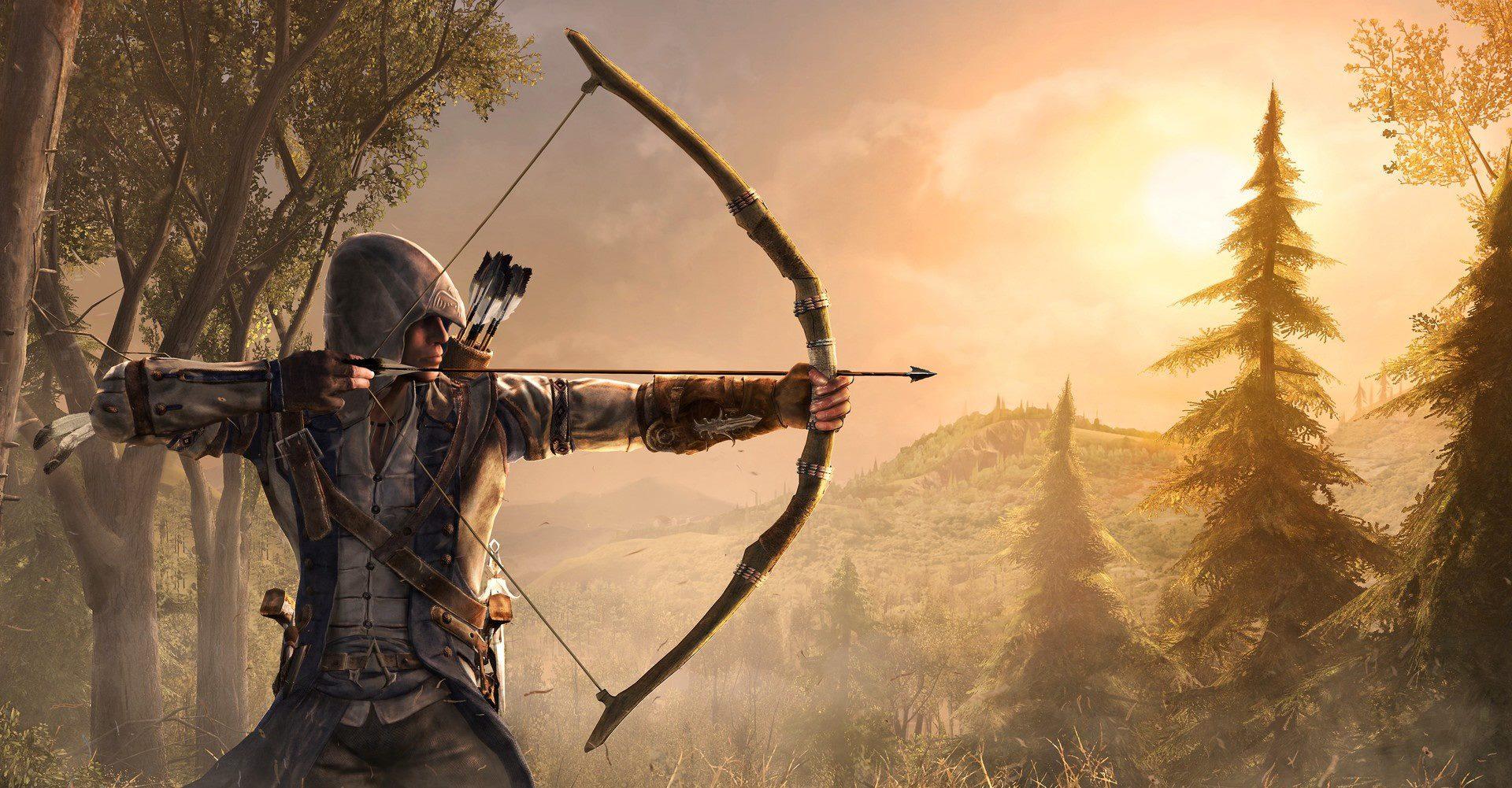 Assassin's Creed III - игра года. Мое мнение неоспоримо и является единственным верным. Я фараон. Рабы, возводите ст ... - Изображение 1
