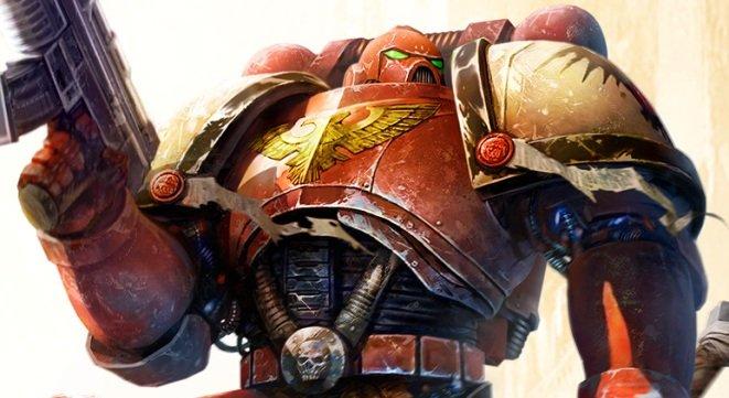 Меня всегда привлекала вселенная Warhammer 40k - довольно давно я интересовался о чем она, о ее влиянии на другие ны ... - Изображение 1