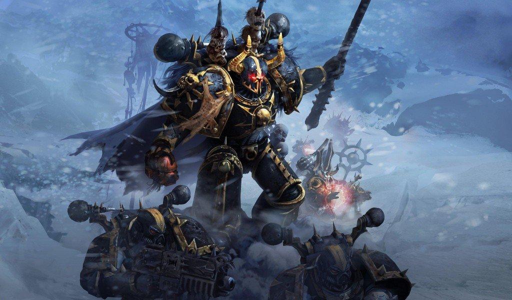 Меня всегда привлекала вселенная Warhammer 40k - довольно давно я интересовался о чем она, о ее влиянии на другие ны ... - Изображение 2