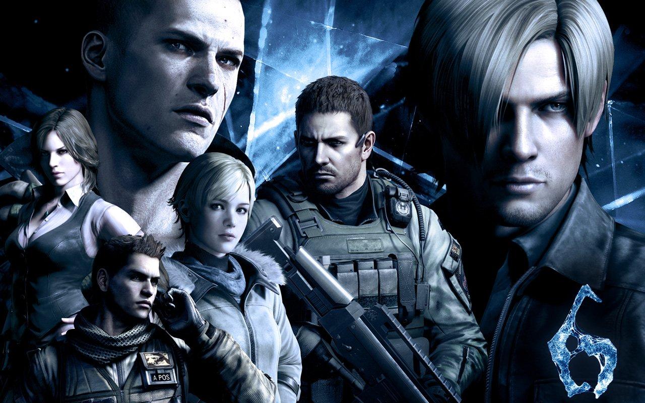 Resident Evil 6 получит DLC - Изображение 1