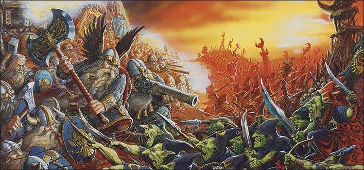 Creative Assembly займется играми по вселенной Warhammer: Fantasy Battles - Изображение 1