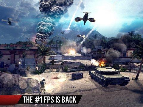 Четвертый эпизод популярнейшего игрового сериала от Gameloft по традиции встречает пользователей мощной порцией клюк ... - Изображение 1