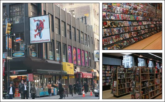 Комикс давно утвердился в обществе как самостоятельный жанр, стоящий на стыке изобразительного искусства и литератур ... - Изображение 1