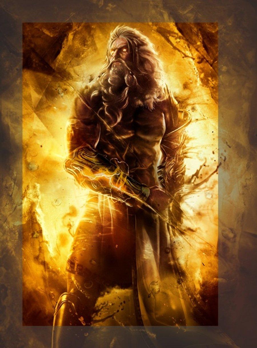 Fotos de guerreros mitologicos 69