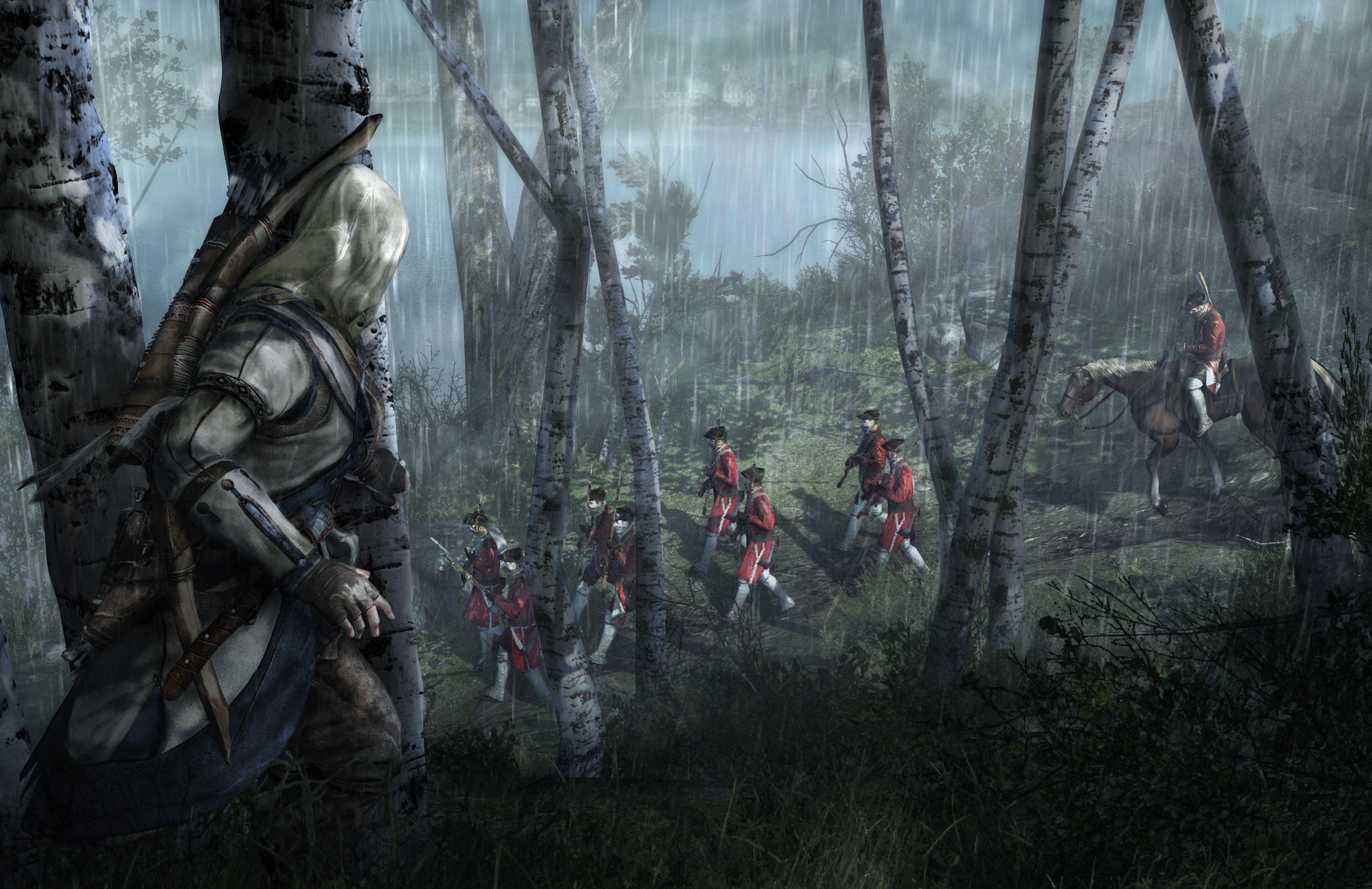 Assassin's Creed 3 – это новая игра французской компании Ubisoft про заговоры, конец света, древние цивилизации, орд ... - Изображение 3