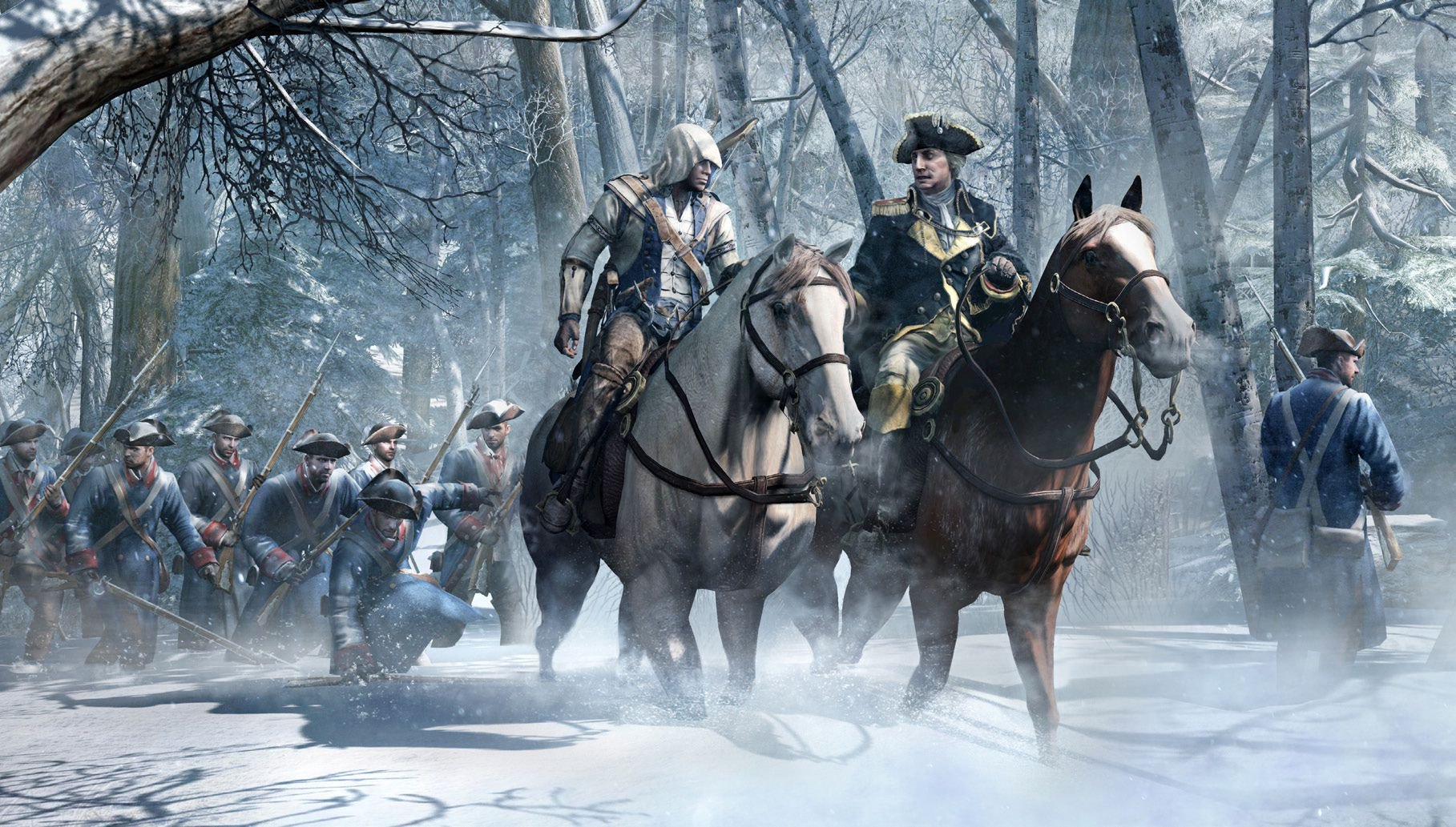 Assassin's Creed 3 – это новая игра французской компании Ubisoft про заговоры, конец света, древние цивилизации, орд ... - Изображение 1