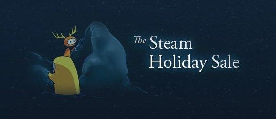 Стартовала распродажа Steam Holiday Sales - Изображение 1