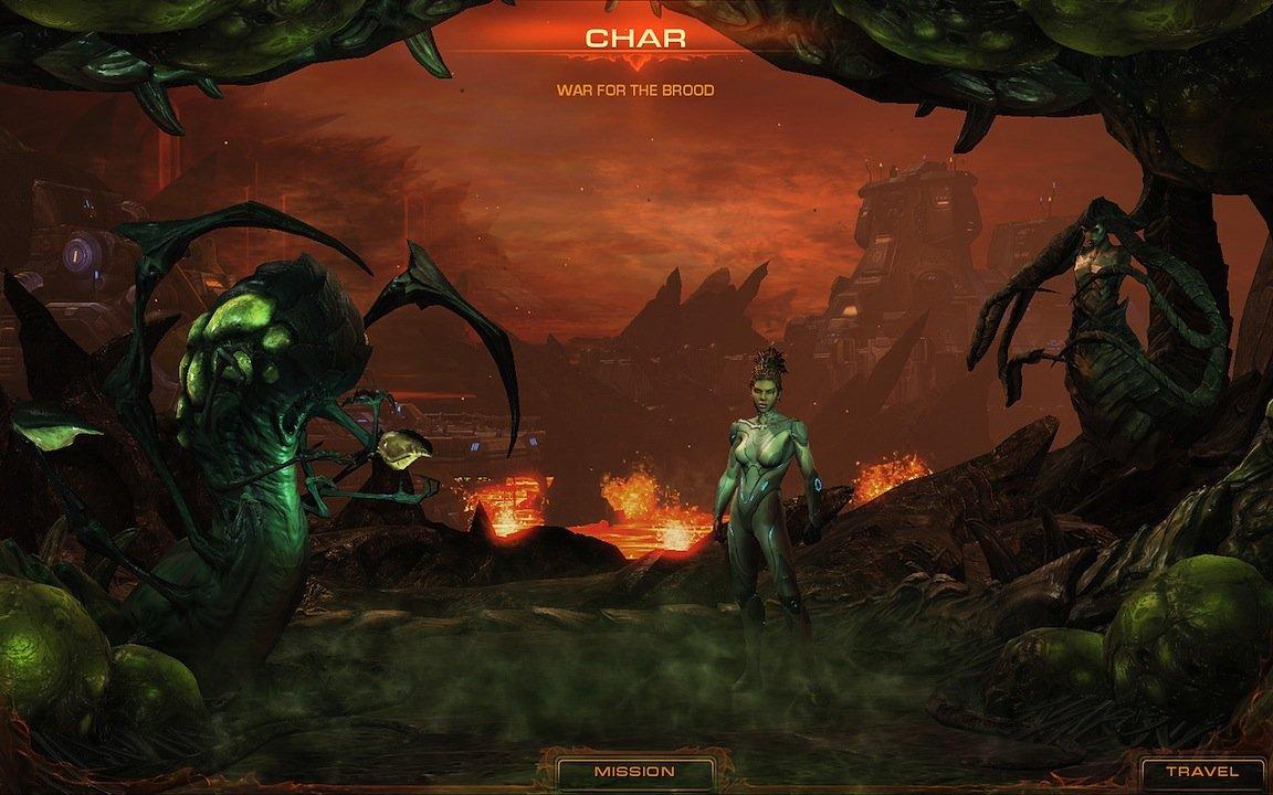 Бета StarCraft 2: Heart of the Swarm доступна для совершивших предзаказ - Изображение 1