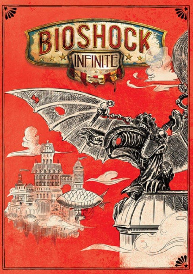 Irrational Games представила обратную сторону обложки BioShock Infinite - Изображение 1