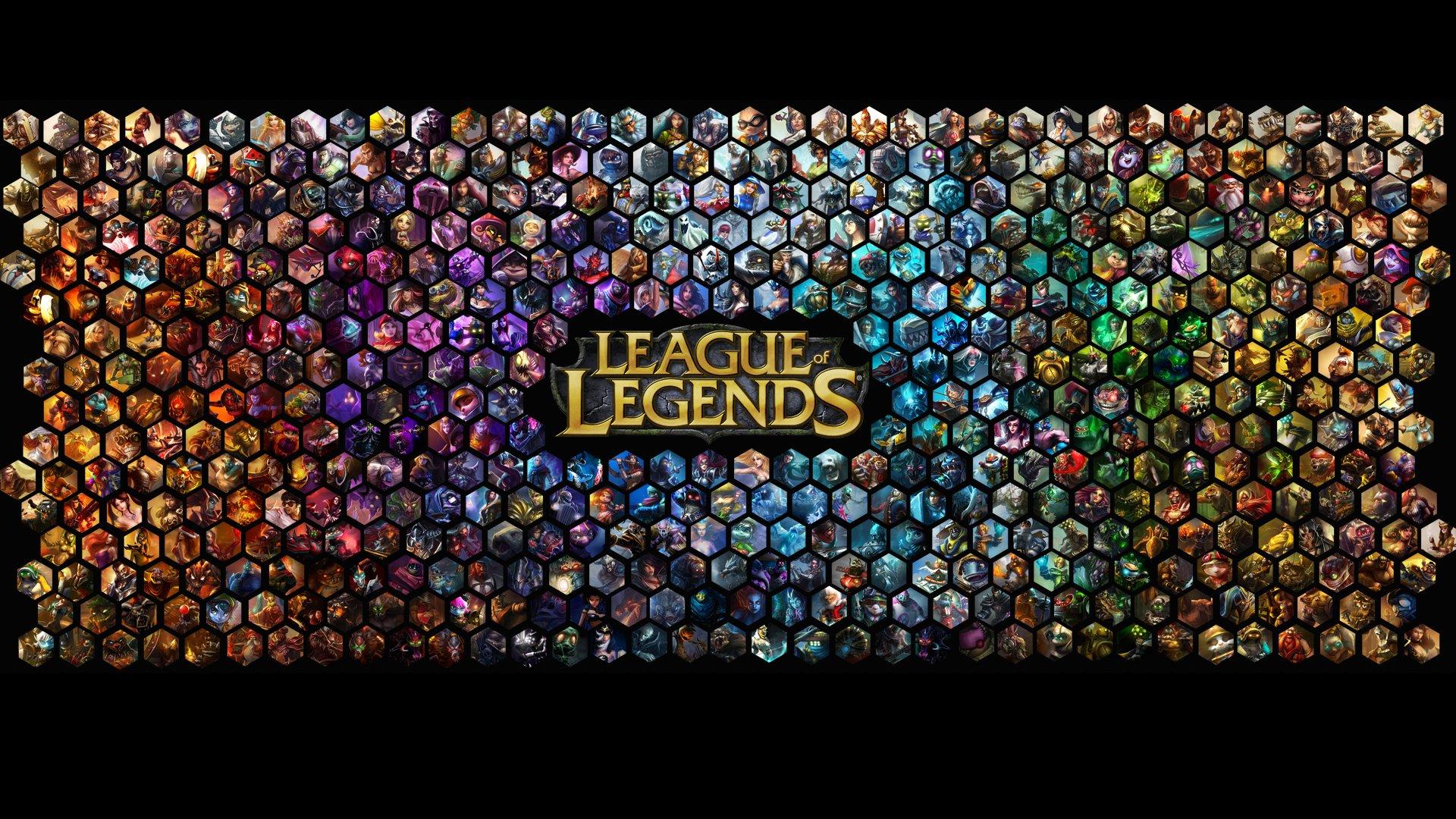 И я хочу рассказать про league of legends
