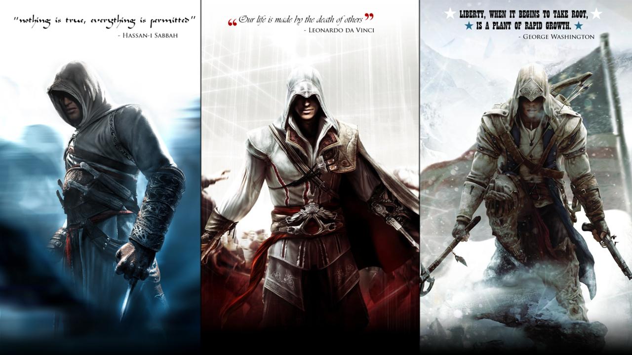Прошло уже два месяца с выхода Assassin's Creed 3, завершившей историю Дезмонда Майлза – бармена, убийцы и потомка д ... - Изображение 2