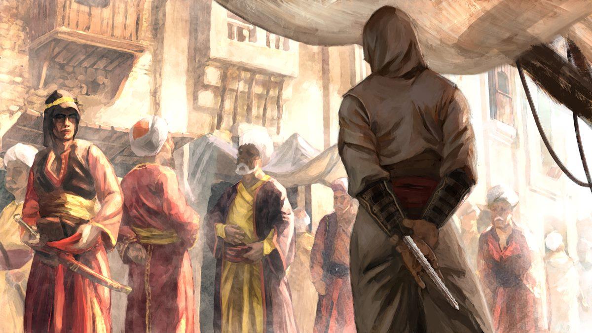 Прошло уже два месяца с выхода Assassin's Creed 3, завершившей историю Дезмонда Майлза – бармена, убийцы и потомка д ... - Изображение 3