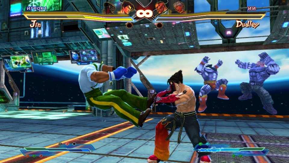 Рецензия. Street Fighter X Tekken для PS Vita