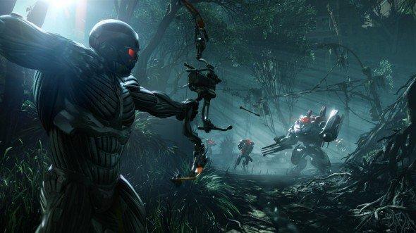 Легендарная студия Crytek возвращается с игрой Crysis 3 – главным шутером 2013 года! Суперсолдат Пророк пытается сно ... - Изображение 1