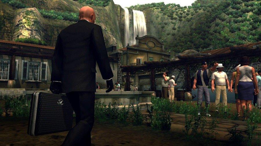 Появилось 3 новых скриншота сборника Hitman HD Trilogy, демонстрирующие, как обычно, работенку Хитмена. Сборник долж ... - Изображение 2