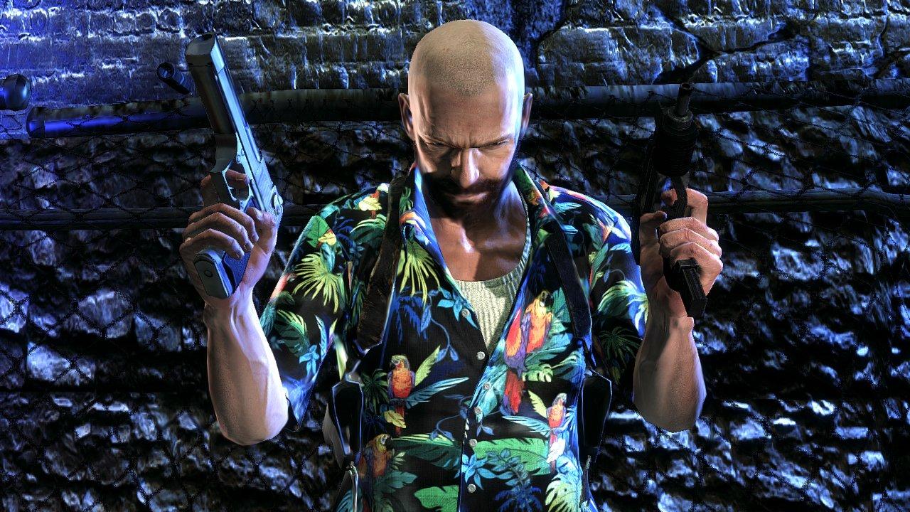 Здравствуй, бабушка.  Пишу я тебе со съёмок игры Max Payne 3. Сейчас не могу сказать, когда ты сможешь сыграть в про ... - Изображение 2