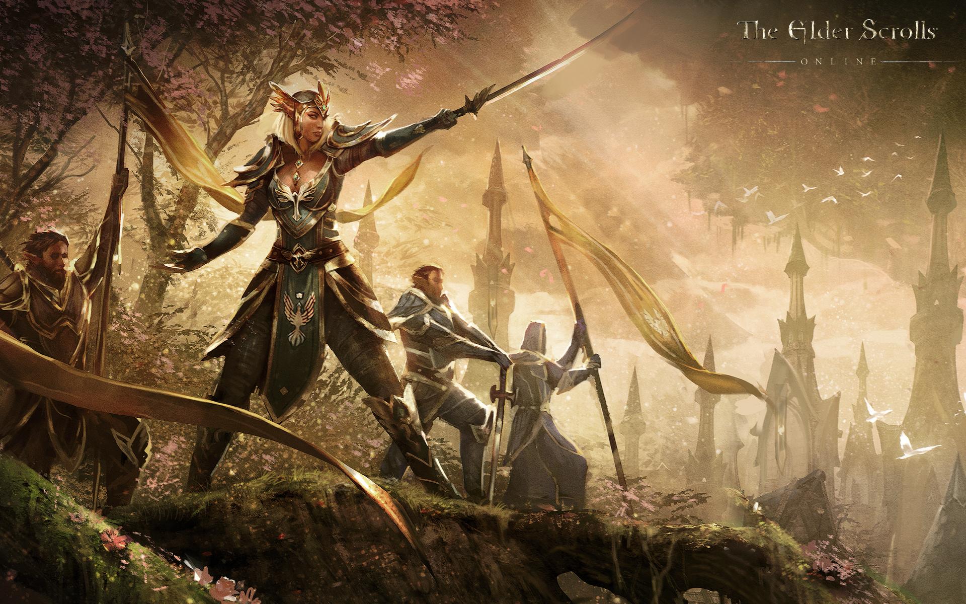 Бета The Elder Scrolls Online будет запущена в ближайшие несколько месяцев - Изображение 1