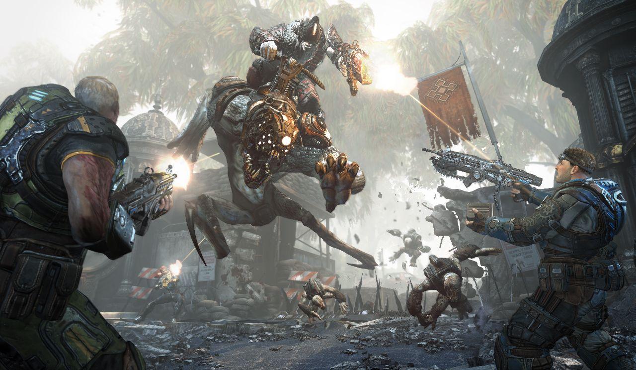 Gears of War: Judgment выйдет в комплекте с первой частью - Изображение 1