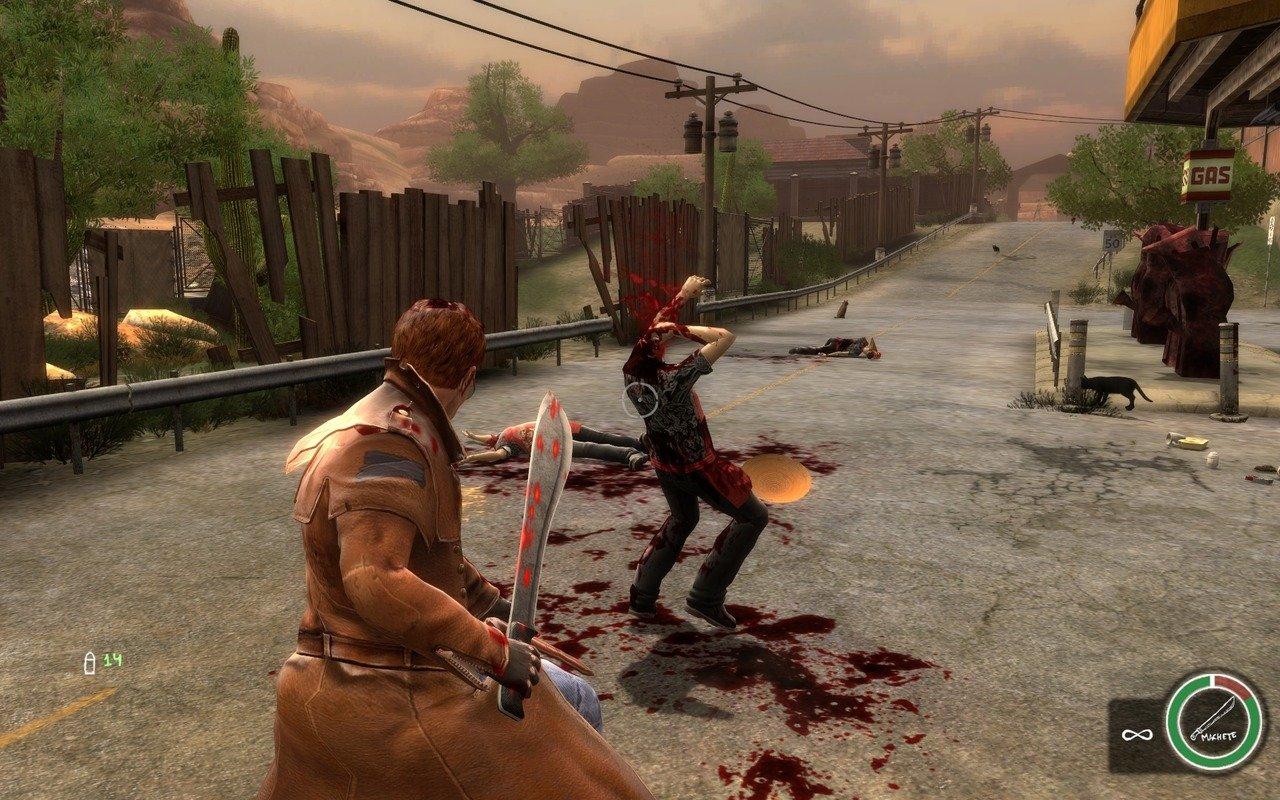 Postal III действие игры, ультра-насилие, юмор, жуткий и нездоровой. Как и в предыдущих играх, это всегда полный раз ... - Изображение 3