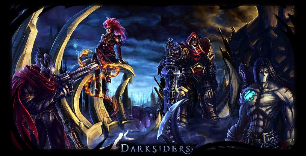 """Darksiders 3 """"не вписывается в стратегию Crytek"""" - Изображение 1"""