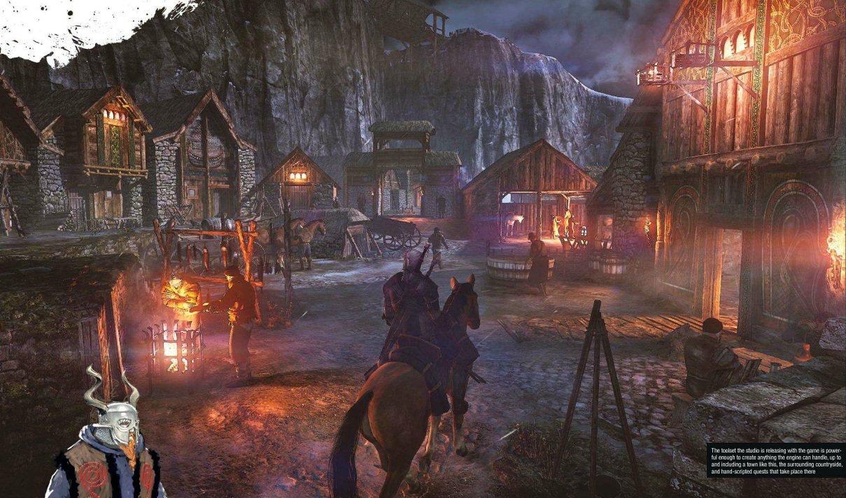 """CD Projekt: """"PC-версия Witcher 3 будет лучше консольных"""" - Изображение 1"""