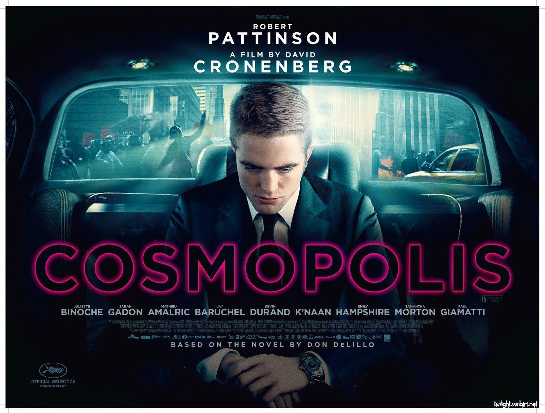 «Космополис» - очень спорный фильм, я сам не совсем понимаю : хороший он или нет, есть в нем идея, смысл или это был .... - Изображение 1