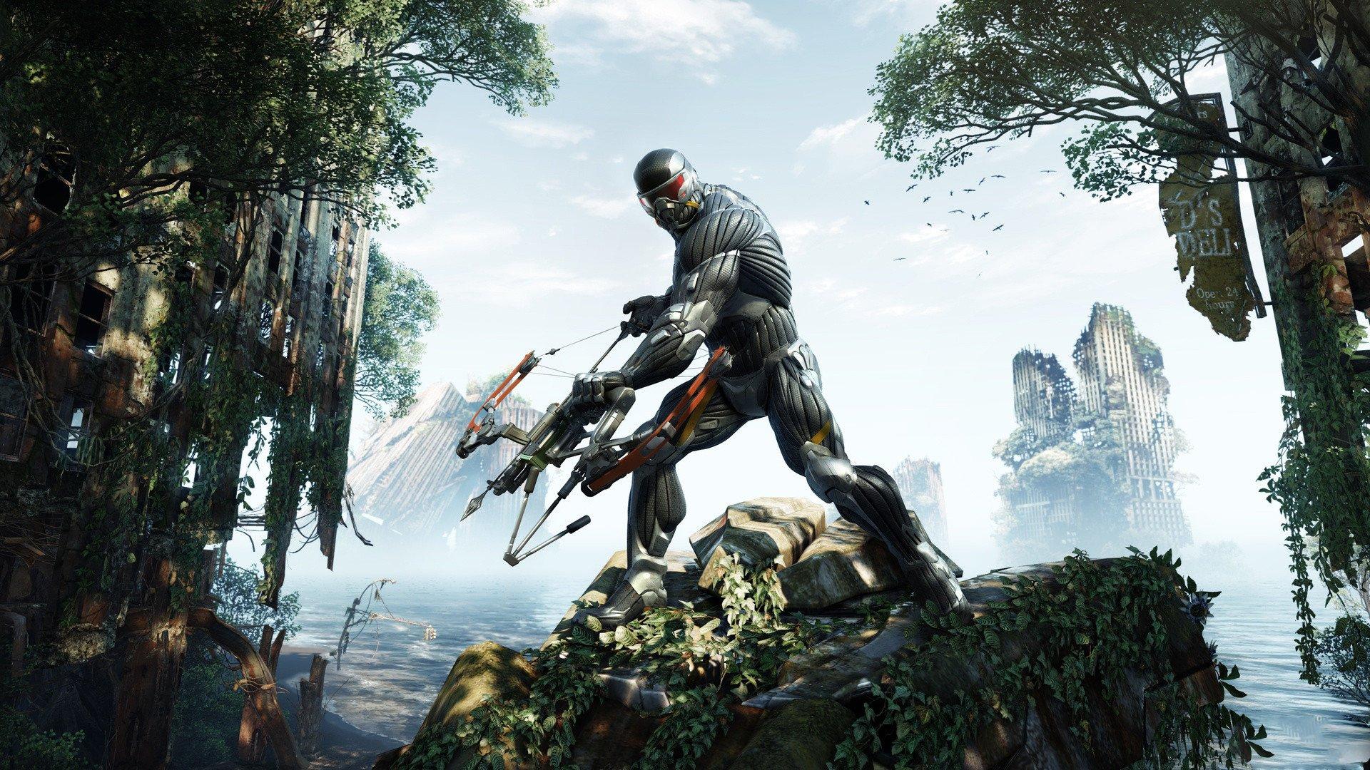 Crytek собирается поддерживать Crysis 3 загружаемыми дополнениями. - Изображение 1