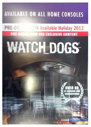 Давненько Ubisoft не напоминали о своем проекте Watch Dogs, которым так заинтриговала общественность на прошлой E3.  ... - Изображение 1