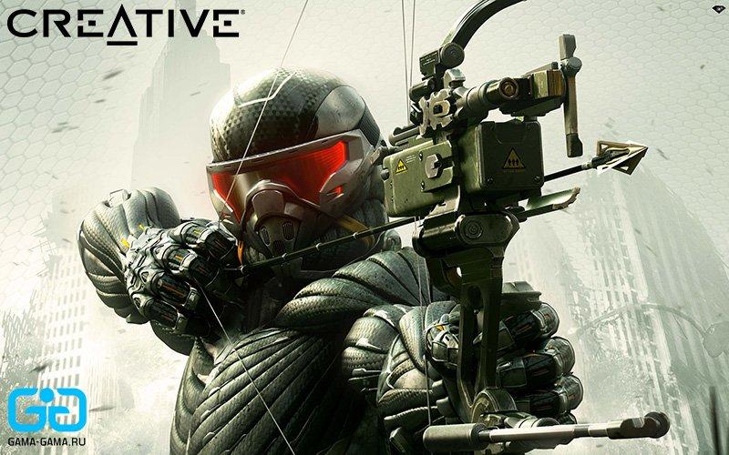 Война будущего в Crysis 3 – противостояние не только личных качеств бойцов, но и технологий, которые повсеместно ста ... - Изображение 1