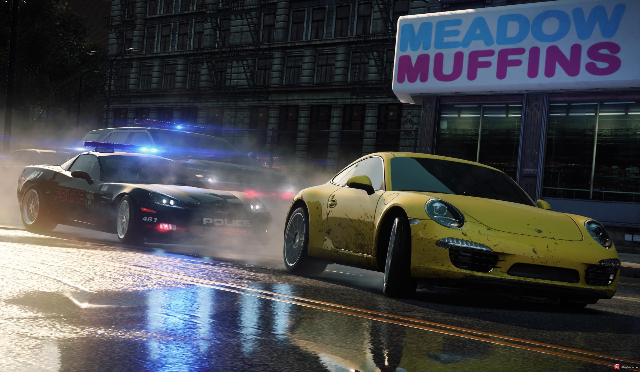 Уважаемые читатели блога, хотелось бы рассказать о новом Need For Speed: Most Wanted, который по сравнению с предыду .... - Изображение 2