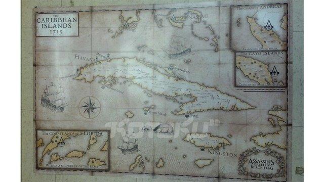 Assassin's Creed 4: Black Flag - первые подробности - Изображение 1