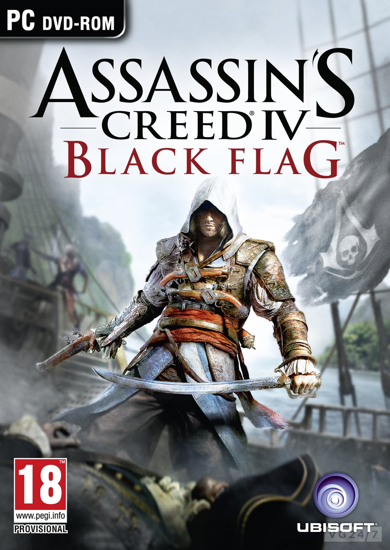 Ubisoft официально анонсировала Assassin's Creed 4: Black Flag - Изображение 1