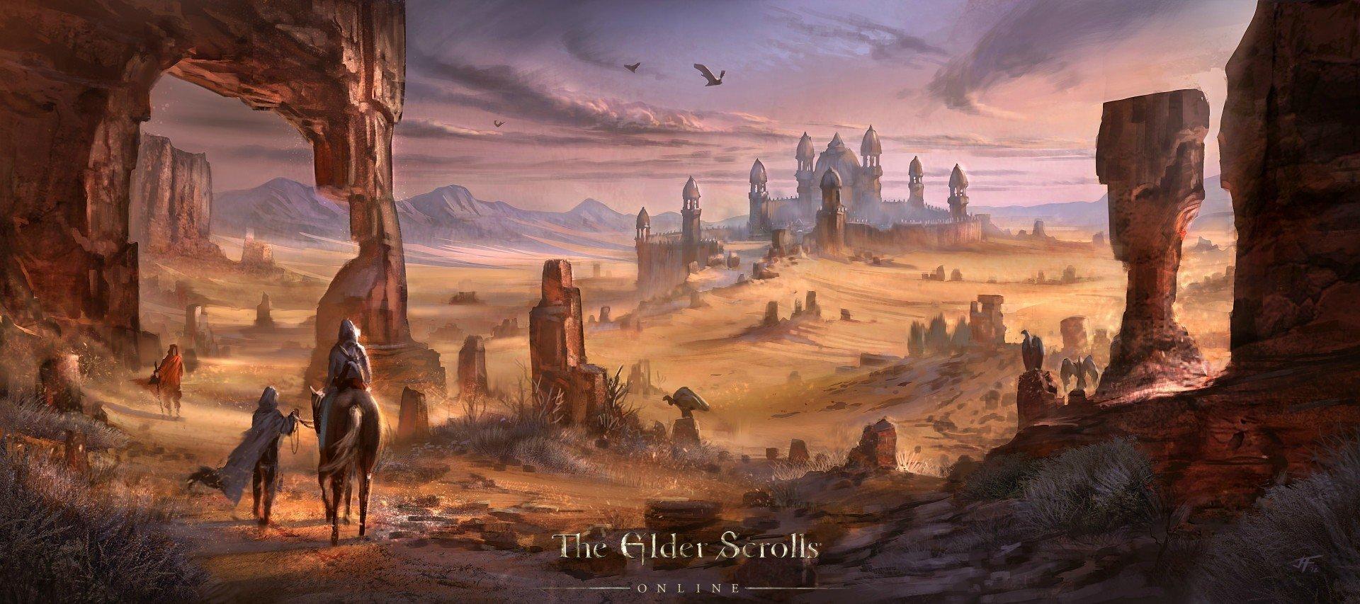 Приглашения в закрытую бету The Elder Scrolls Online разошлют в конце месяца - Изображение 1
