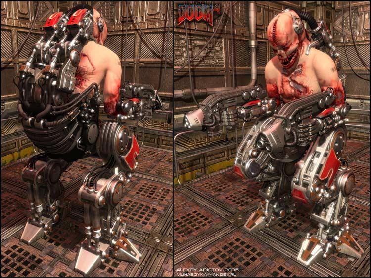 скачать игру Doom 4 через торрент бесплатно на компьютер на русском - фото 8