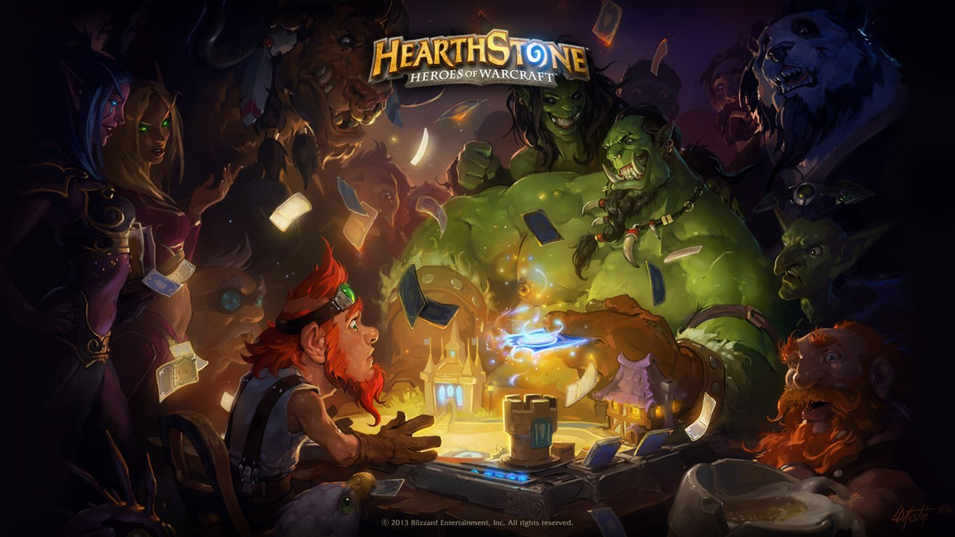 На Канобу началась раздача ключей для Hearthstone: Heroes of WarCraft - Изображение 1