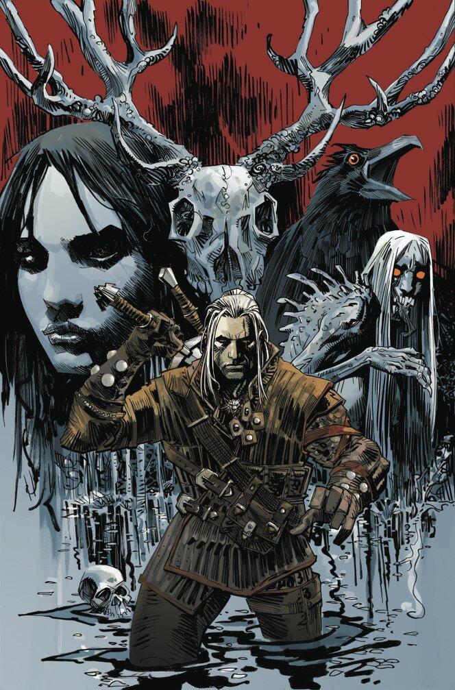 CD Project Red и Dark Horse анонсировали комикс The Witcher - Изображение 1