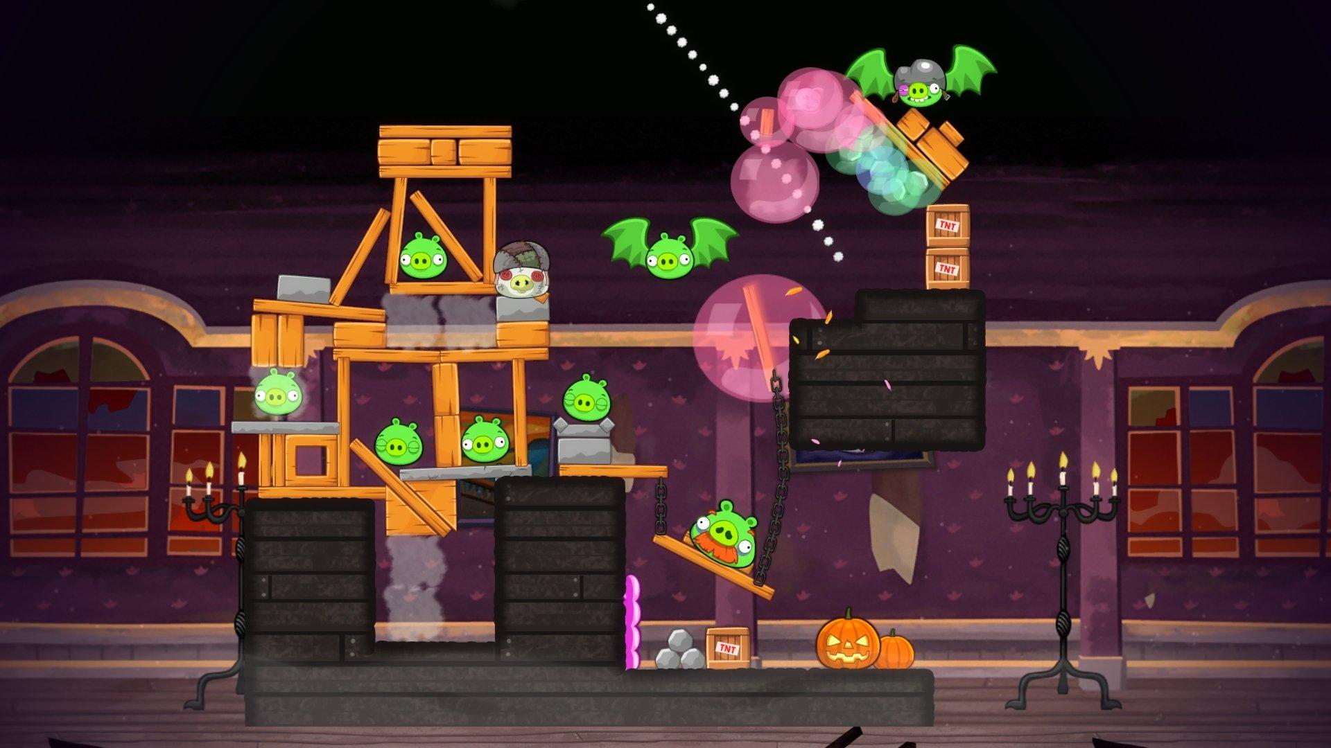 Сегодня Angry Birds Trilogy выходит на PlayStation Vita - Изображение 1