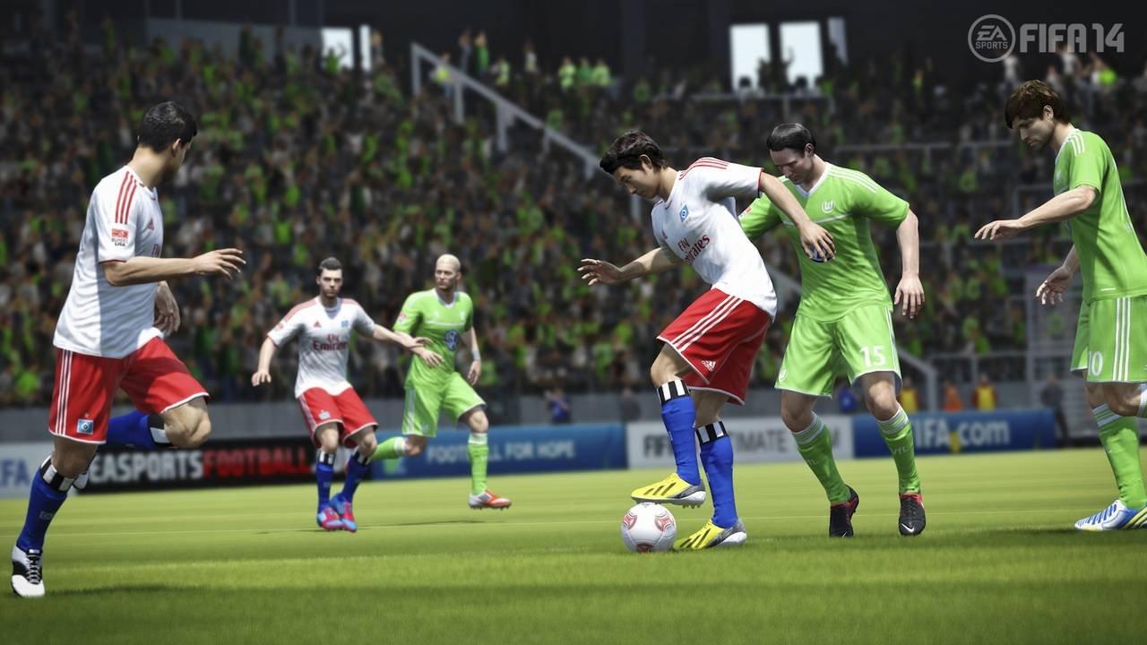 FIFA 14 лидирует в чарте продаж «1С-СофтКлаб» - Изображение 1