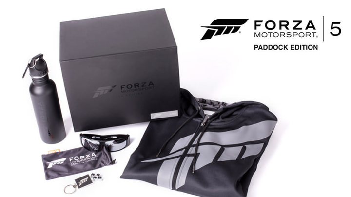 Анонсировано ограниченное издание игры Forza Motorsport 5 - Изображение 1