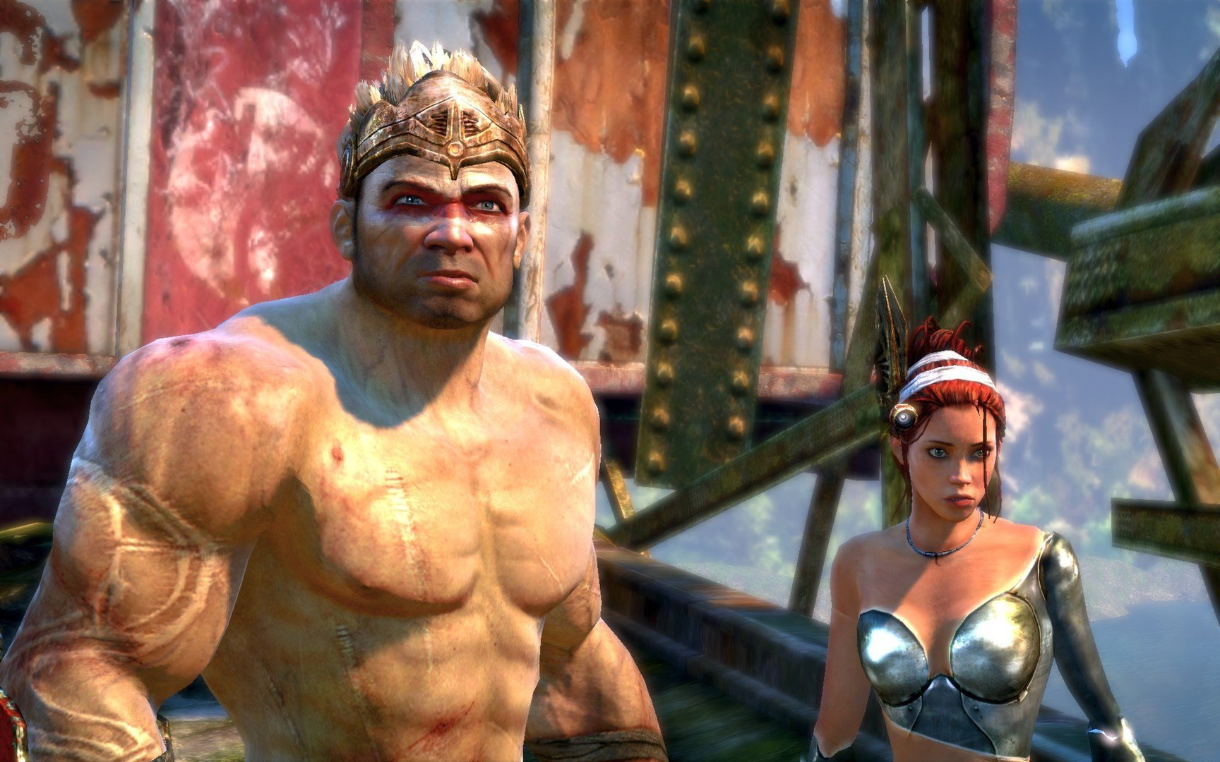 В Steam появилась ENSLAVED: Odyssey to the West - Изображение 1