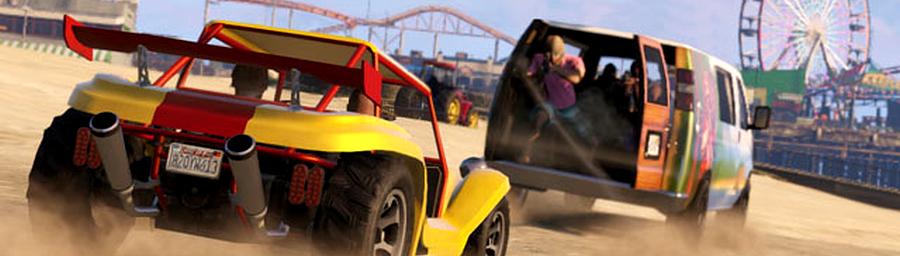 Анонсировано новое DLC для Grand Theft Auto V - Изображение 1