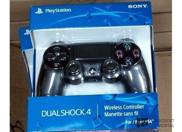 Контроллер DualShock 4 поступил в свободную продажу - Изображение 1