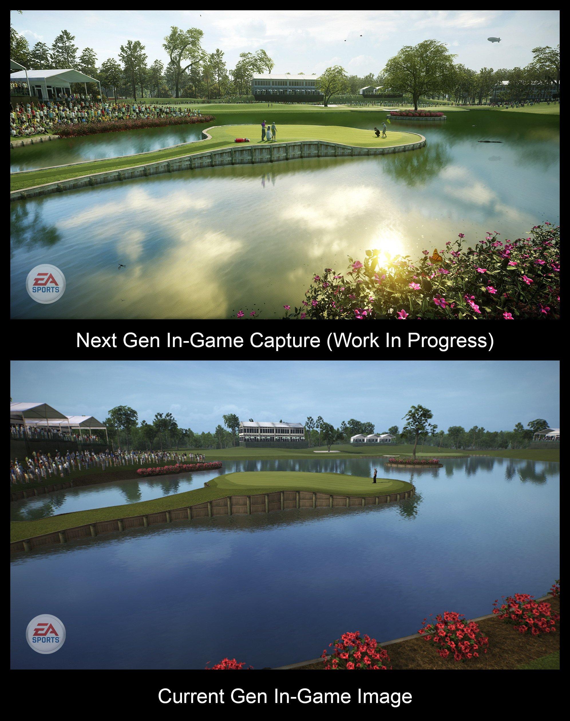 Тайгер Вудс и EA Sports завершили сотрудничество. - Изображение 1