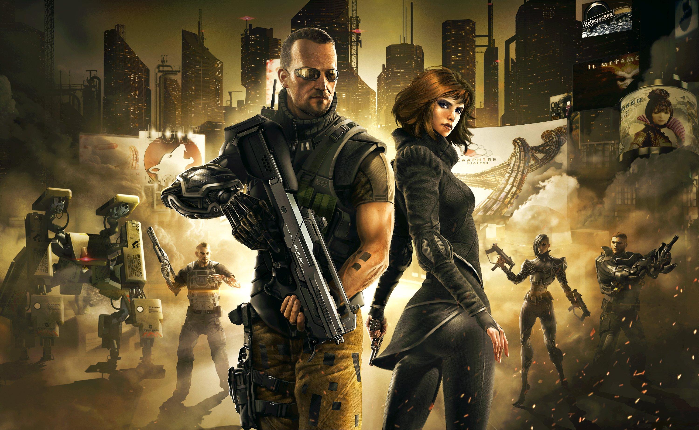 Square Enix выпустила Deus Ex: The Fall Lite для iOS - Изображение 1