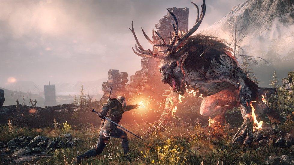 Арт-продюсер The Witcher 3 назвал PS4 «мечтой разработчика». - Изображение 1