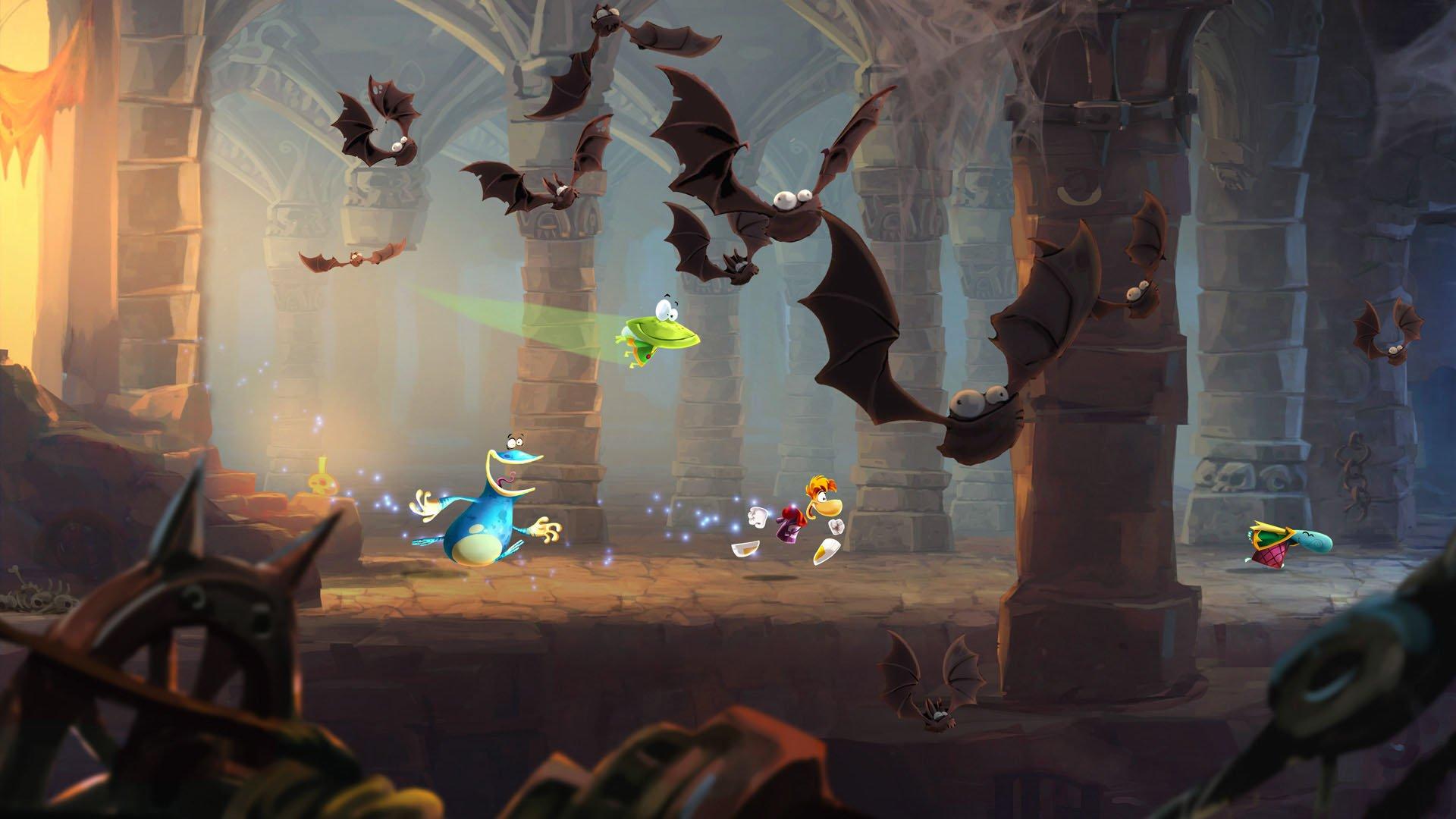 Rayman Legends выйдет на PS4 и Xbox One в феврале 2014 года - Изображение 1