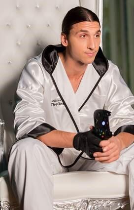 Футболист Златан Ибрагимович стал лицом Xbox во Франции - Изображение 1