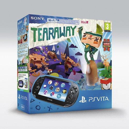 Tearaway попала в новый бандл PS Vita - Изображение 1